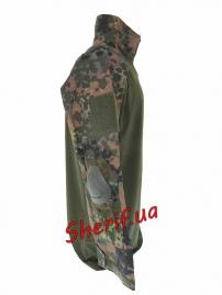 """Рубашка MIL-TEC тактическая """"Warrior"""" Flecktarn, 10513321-3"""