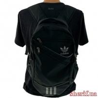 Рюкзак Adidas черный 20л