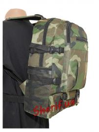 Рюкзак туристический 40л камуфляжный