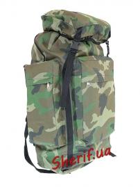 Рюкзак туристический 80л камуфлированный