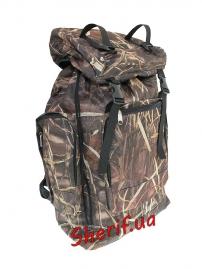 Рюкзак туристический 80л Камыш