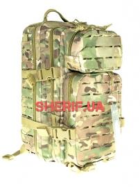 Рюкзак MIL-TEC штурмовой LazerCut Multicam, 20л