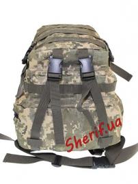 Рюкзак тактический 40л Digital ВСУ-8
