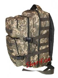 Рюкзак тактический 40л Digital ВСУ-3