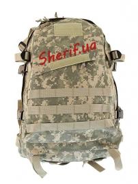 Тактический военный рюкзак средний Digital, 30л-2
