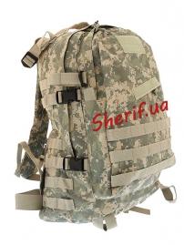 Тактический военный рюкзак средний Digital, 30л
