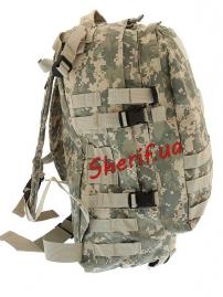 Тактический военный рюкзак средний Digital, 30л-3