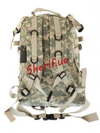 Тактический военный рюкзак средний Digital, 30л-4