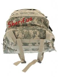 Тактический военный рюкзак средний Digital, 30л-7