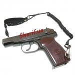 Шнур страховочный для пистолета (спиральный)-6