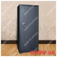 Сейф офисный СБ-1000/Т, класс НО, ключевой замок