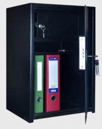 Сейф офисный СБ-600т, класс НО, ключевой замок