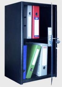Сейф офисный СБ-720, класс НО, ключевой замок