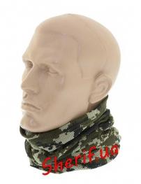 Балаклава-шарф труба Marpat (сетка)