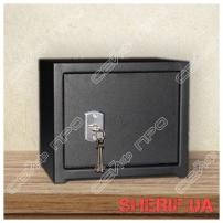 Сейф мебельный СМ-250, класс НО, ключевой замок