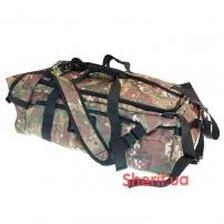 Военная сумка-рюкзак Multicam транспортировочная, 85л