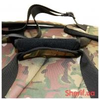 Военная сумка-рюкзак Multicam транспортировочная, 85л-9