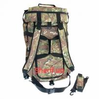 Военная сумка-рюкзак Multicam транспортировочная, 85л-3
