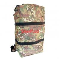 Военная сумка-рюкзак Multicam транспортировочная, 85л-4