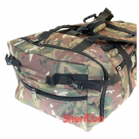 Военная сумка-рюкзак Multicam транспортировочная, 85л-5