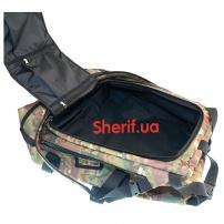 Военная сумка-рюкзак Multicam транспортировочная, 85л-8