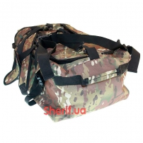 Военная сумка-рюкзак Multicam транспортировочная, 85л-7
