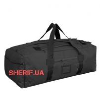 Сумка-рюкзак MIL-TEC военная Black, 70л