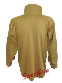 Тактическая полевая рубашка MIL-TEC Coyote-3
