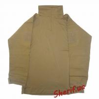Тактическая полевая рубашка MIL-TEC Coyote-5