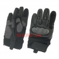 Тактические перчатки MIL-TEC Gen.II Black