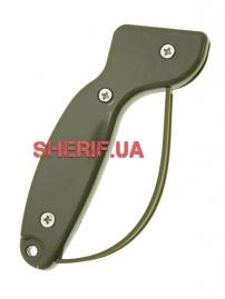 Точилка MIL-TEC для ножей и мачете D-TYPE Olive-2