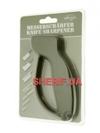 Точилка MIL-TEC для ножей и мачете D-TYPE Olive-4