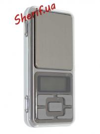 Весы электронные карманные MH-100 max 100g, d=0,01g