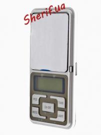 Весы электронные MH-500 max 500g, d=0,1g