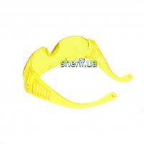 Защитные очки поликарбонат Озон (Yellow)-3