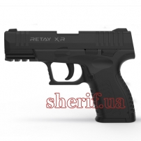 Y700290B Пистолет стартовый  Retay XR кал. 9 мм. Цвет - black.