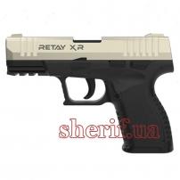 Y700290S Пистолет стартовый  Retay XR кал. 9 мм. Цвет - satin.
