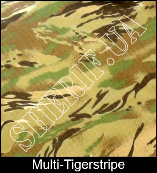 Multi-Tigerstripe-