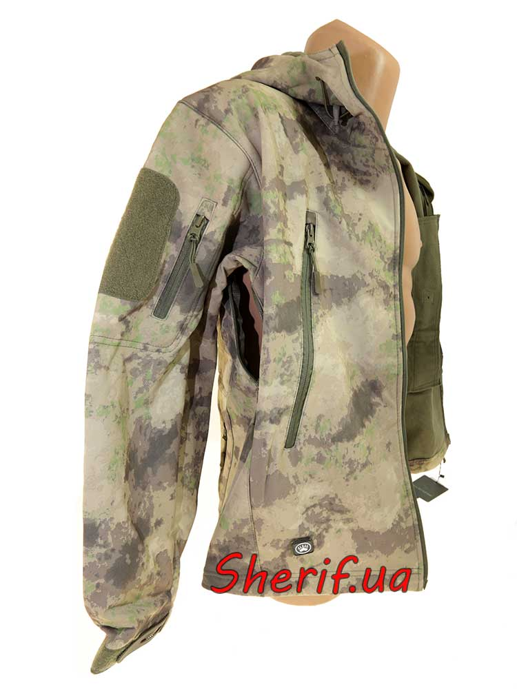Куртка-ветровка Shark Skin Soft Shell AT FG