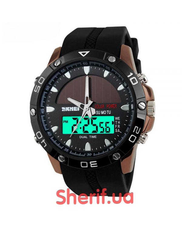 Watch-Skmei-1064-Brown